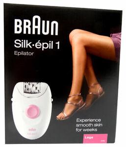 Braun 1170 Silk-épil 1 Epilierer Legs & Body NEU