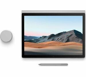 "MICROSOFT 13.5"" Surface Book 3 – Intel Core i7 256 GB SSD Platinum - Currys"