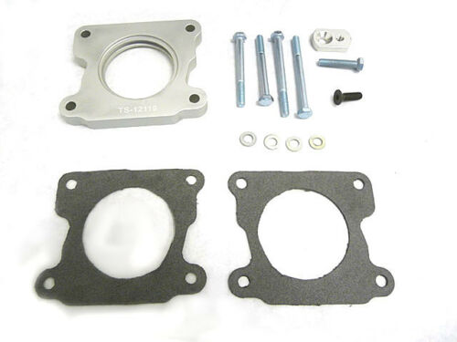 OBX Throttle Body Spacer Fits For 99 00 01 Chevrolet S10 2.2L