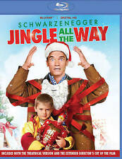 JINGLE ALL THE WAY ( Brand New, Sealed) Includes Extended Director's Cut