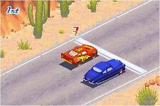 Disney Cars game Boy Advance Video Game Nintendo JC