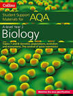 AQA A Level Biology Year 2 Topics 7 and 8 by Mike Boyle (Paperback, 2016)