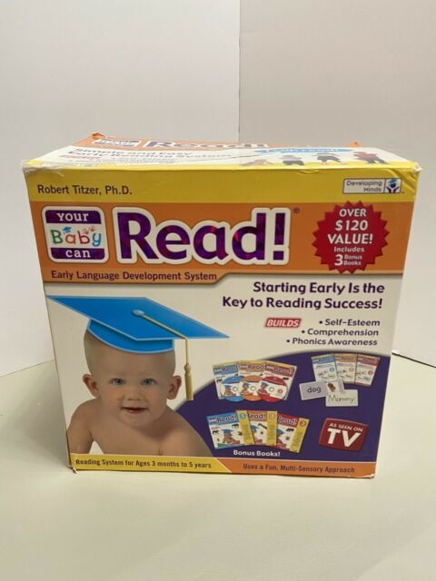 Your Baby Can Read!® Early Language System Complete Set ...