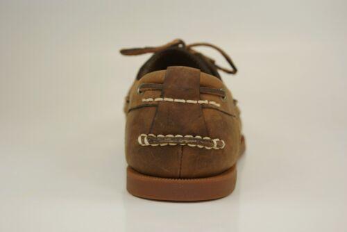 Héritage 40 Timberland Hommes 2 eye Bateau Chaussures 6617r Mocassins rrqnEX