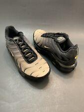 Nike Air Max Plus TN Size 12 Gradient Black Anthracite