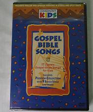 Dvd-cedarmont Kids Gospel Bible Songs DVD 2004