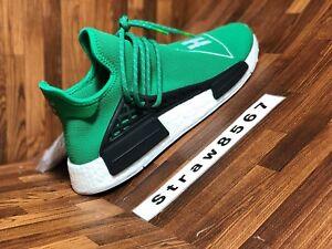 075f505abd31 DS Adidas PW HU NMD Size 8.5 Pharrell Williams Human Race Green ...