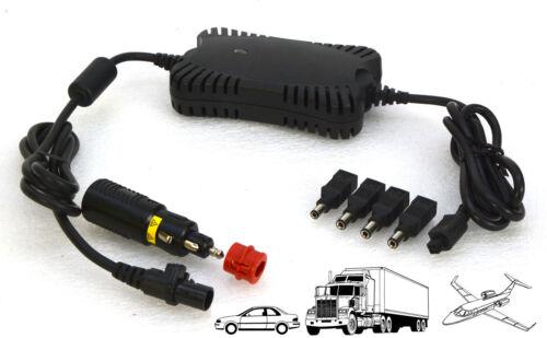 /> 11-32v Auto Camion Adattatore per Toshiba Notebook 15v 19v#O297 12v 24v