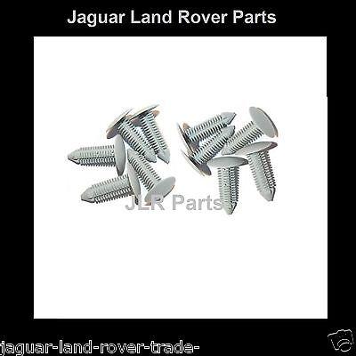 Jaguar Trim  Panel clips VISIT LINK IN DISCRIPTION Buttons Fasteners
