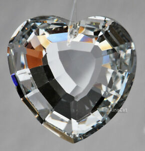 35mm-Heart-Crystal-Golden-Silver-Foil-Pendant-Prism-SunCatcher-1-1-3-inch
