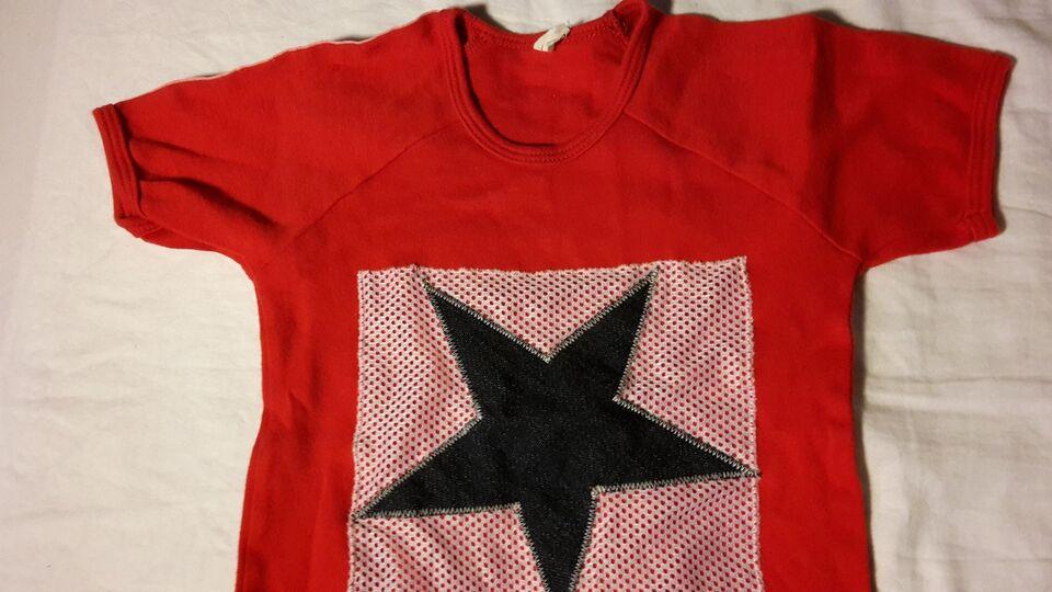 T-shirt, Bomuld, Helt og heltinde