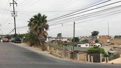 Se vende terreno de 1020 m2 en esquina de Col. Juárez, Tijuana