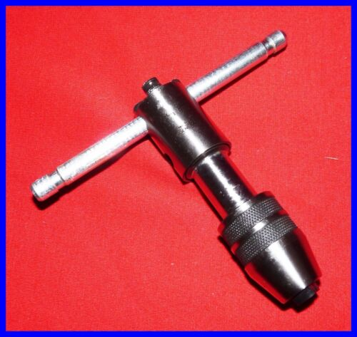 """Handle also Reamer Extractor #12-1//2/"""" General 162R Ratcheting Tap Wrench T"""