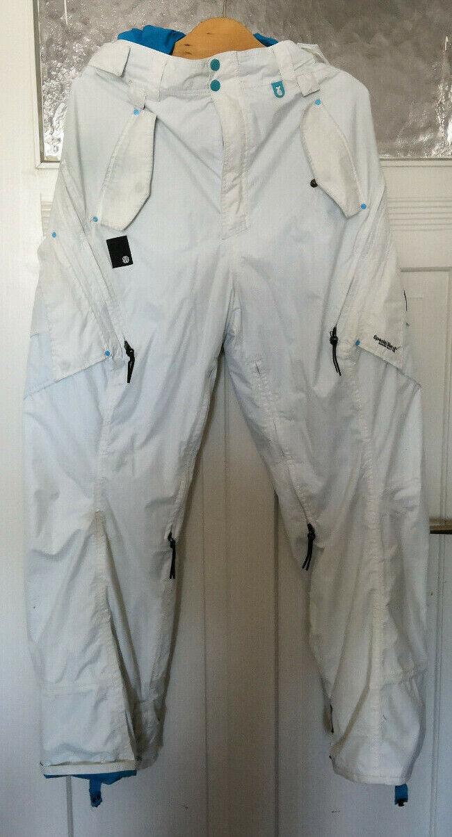 Special Blend Herren Snowboardhose Weiß Größe M