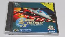 Final Soldier PC Engine HuCard Duo-RX GT LT blade Japan JPN Brand New Sealed IMP