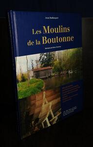 Les moulins de la Boutonne Étude sur les moulins de 1995 à 2000