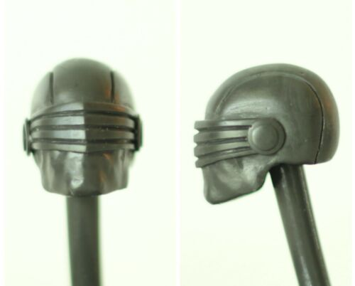 "Custom Sculpt G.I Joe Snake-Eyes head Cast Marvel Legends scale 6/"" g.i joe"