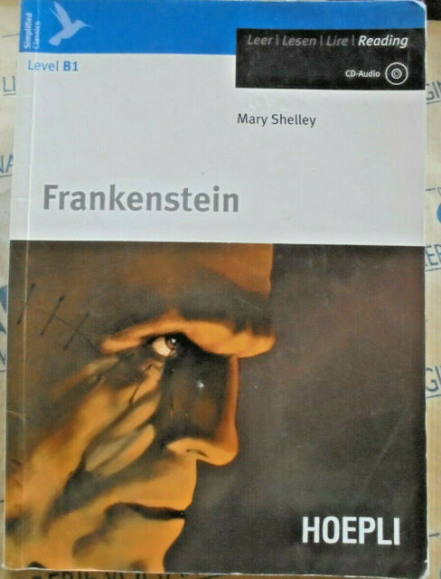 FRANKENSTEIN con Cd - MARY SHELLEY - LEVEL B1 - HOEPLI SCUOLA