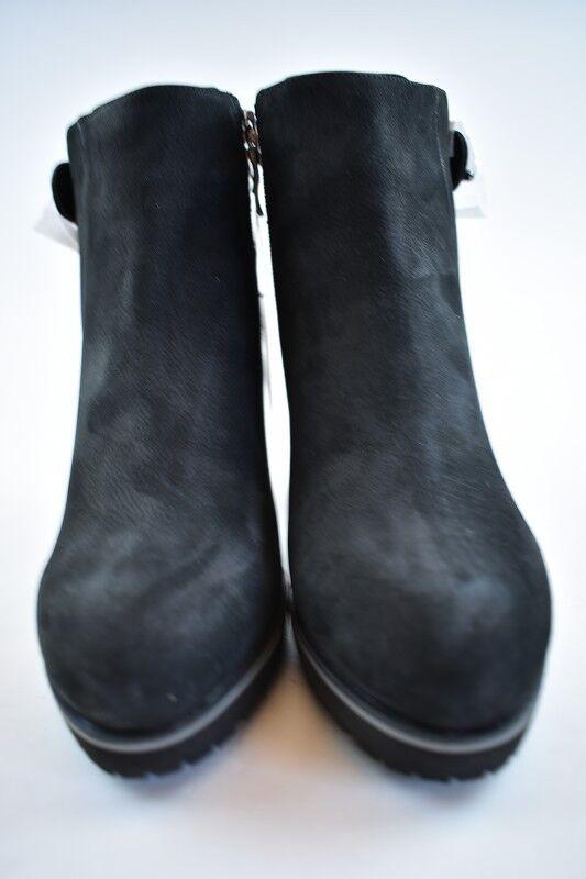 Caprice señora botines 25430, negra, cuero cuero cuero waterproof  increíbles descuentos
