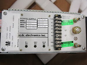 Details about ACDC Electronics Power Supply HCM5N100-1-C-G 5v 100a