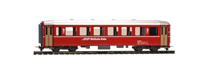 BEMO 3255149 RhB B 2309 Einheitswagen I, Epunde V, Spur H0m