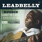 Huddie Ledbetter's Best (His Guitar His Voice His Piano) by Lead Belly (Vinyl, Jul-2016)