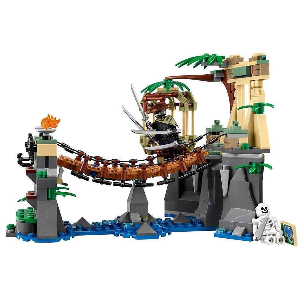 NiB LEGO Ninjago Movie Master Master Master Falls 70608 Building Kit (312 Piece) 7f1b13
