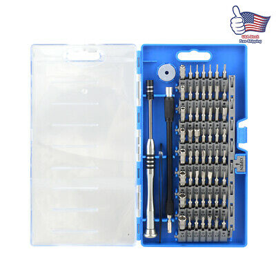 60In1 Magnetic Precision Screwdriver PS4 Iphone PC 56 Bits Kit Set Repair Tool