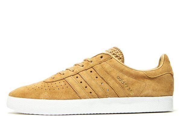 adidas originals streifen 350 khaki wildleder & streifen originals kaugummi (weißen) new in box d1bb49