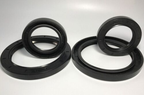 100mm Butyronitrile Rubber Piston Rods Seal V-Ring Gaskets Select Size ID 20mm
