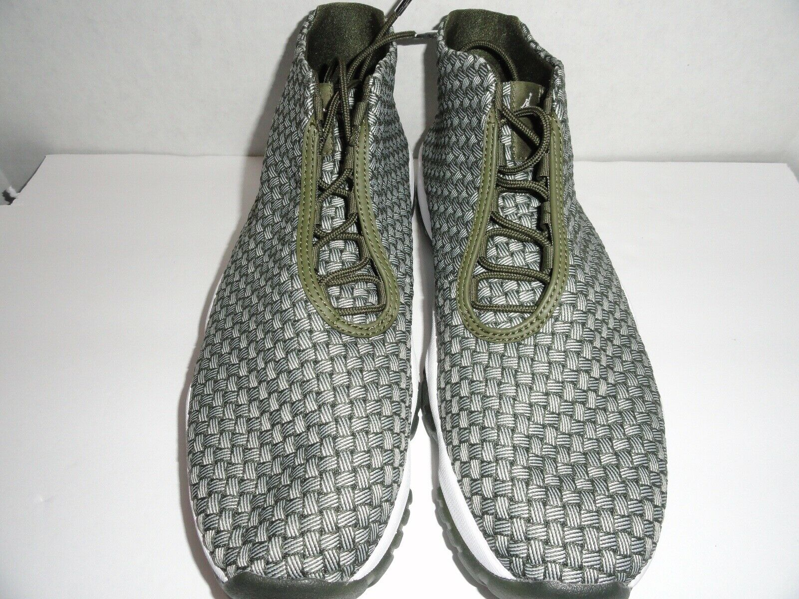 Nike 656503 305 Nike Air Jordan Future Olive Canvas  150 New Basketball shoes