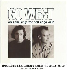 Details about Go West - Very Best Greatest Hits Collection - RARE 80's 90'S  Synth Pop Rock CD