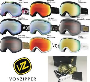 c5c2d9a5312 Image is loading NEW-VonZipper-Skylab-Spherical-Mens-Womens-Ski-Snowboard-
