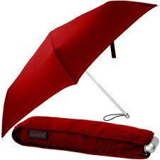 SAMSONITE Mujer Hombre Paraguas De Bolsillo Hombres Ladys paraguas Mini paraguas