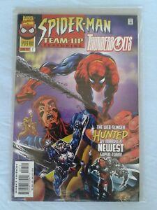 1997-SPIDER-MAN-TEAM-UP-7-THUNDERBOLTS-VF-Marvel-modern