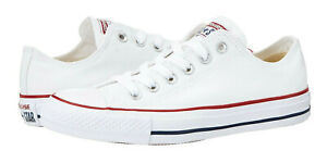 Converse-All-Star-Low-Tops-Optical-White-OX-Mens-Womens-Sneakers-Tennis-Shoes