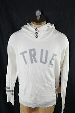 AUTH $158 True Religion Long Sleeve Hoodie L