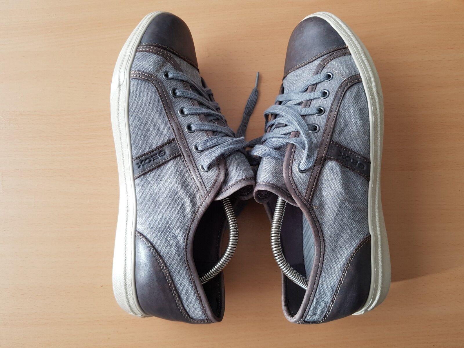 Geox Herren Turnschuhe Sports Schuhe Gr. 44 TOP  | Elegante und robuste Verpackung