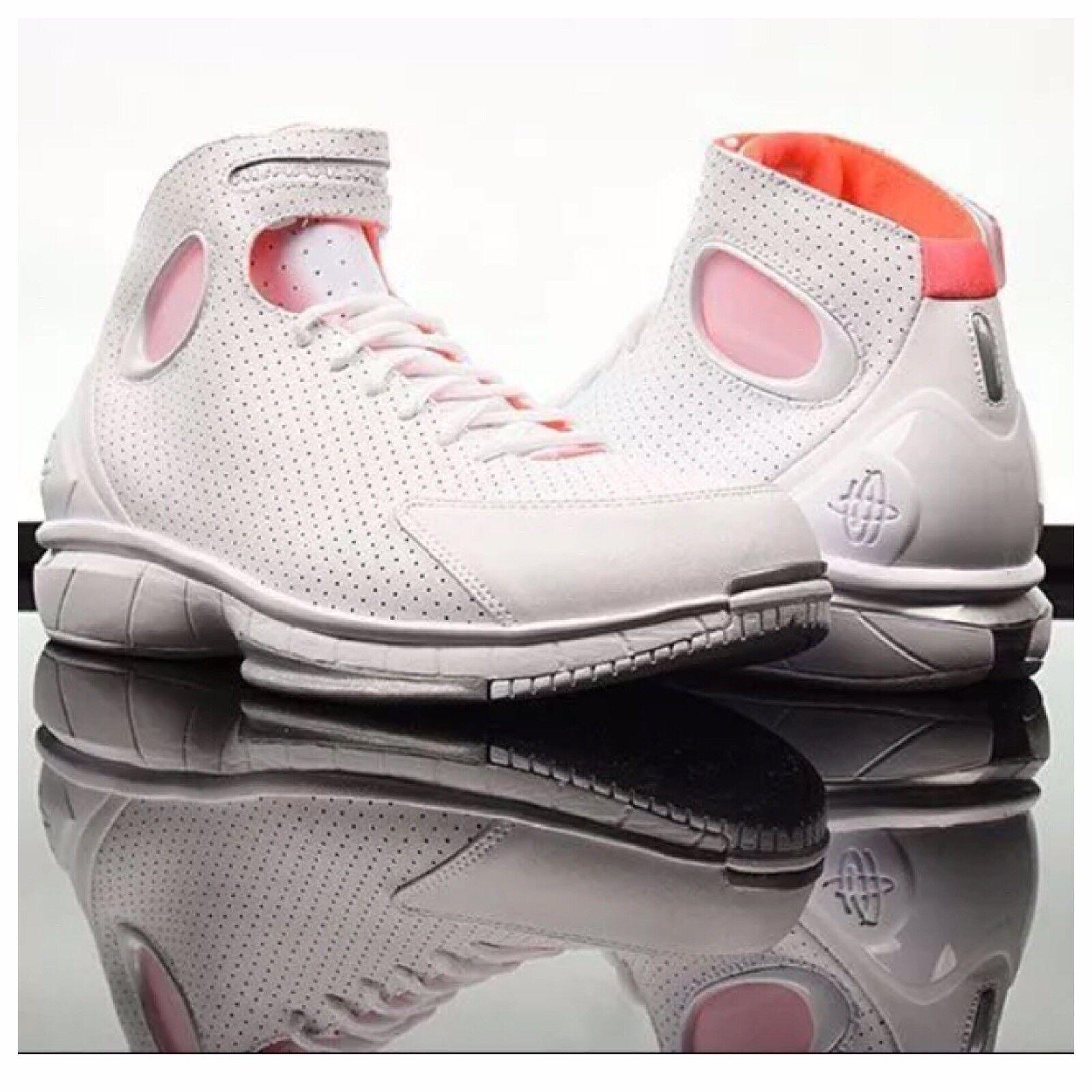 Nike Air Air Nike Zoom Huarache 2K4 Kobe Men's Basketball Shoes 308475-102 Size 10 Rare 7157ea