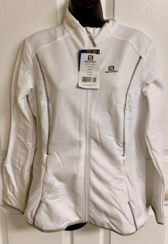 90 cruz hiver Zip pour Zip» femmes moyenne Full blanc Salomon en randonnée Nouveau «cruz Full gPq070