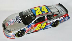 24-CHEVY-NASCAR-2003-DUPONT-WRIGHT-BROTHERS-Jeff-Gordon-1-24-lim-Ed