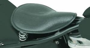 Sella-mono-molle-Harley-Davidson-Custom-Chopper-Bobber-Honda-Yamaha-Suzuki-Guzzi