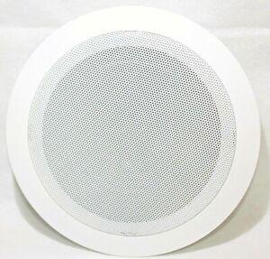 Decken-Lautsprecher-eingebauter-6W-Lautsprecher-Office-Home-Audio-White-Multimedia-Clip