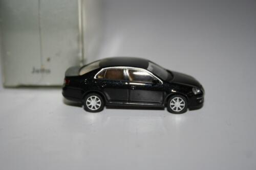 wkvw 4 metálica negro embalaje original Wiking 1:87: volkswagen VW Jetta V