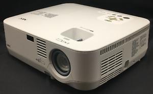 NEC-NP500-XGA-Conference-Room-Multimedia-LCD-Projector-1080i-867-Lamp-Hours