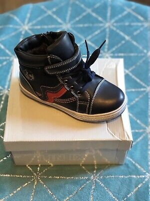 JCDees N2033 Boy/'s Light Brown Warm Faux Fur Lined Winter Ankle Boots