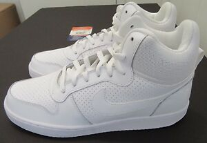 Mid Borough 10 Nike 44 5 111 White M Eur US Sneaker talla Court 838938 5 Nuevo EqtwxRHPE