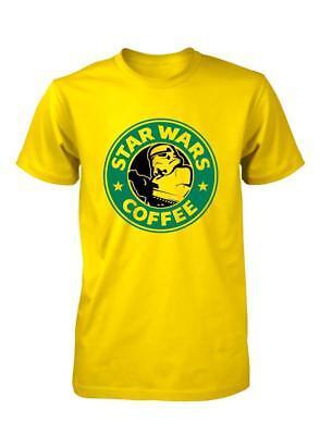 STARWARS STORMTROOPER COFFEE STARBUCKS PARODY Men Women Unisex T-shirt 988