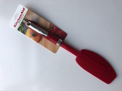 New KitchenAid Empire Red Professional Epicure Narrow Jar Spatula HERA