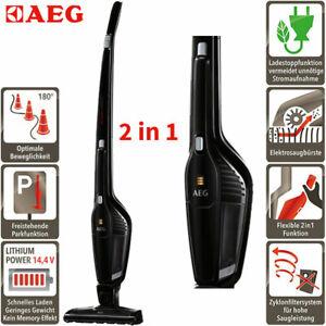 AEG-2in1-Akkusauger-beutellos-amp-kabellos-Handstaubsauger-Stielsauger-Staubsauger